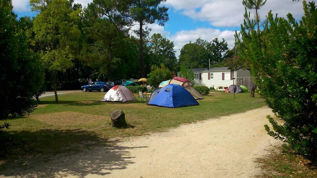 Camping Orée Du Bois - Camping L'Orée du Bois Camping