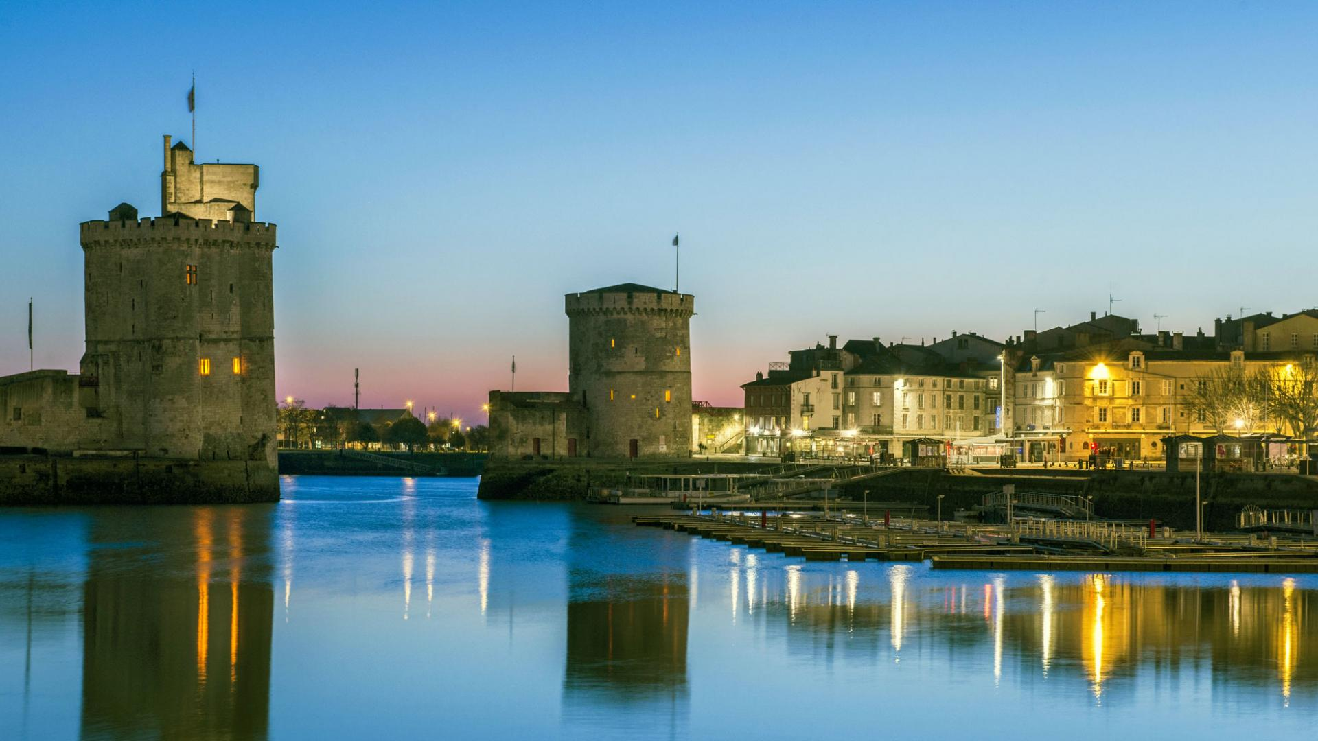 La Rochelle Sunset