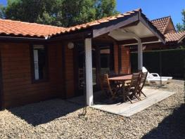 Chalet Confort+ 35m² (2 rooms) + Dishwasher