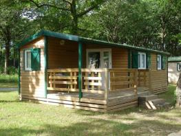 Mobil Home Saule 2 chambres 30m²