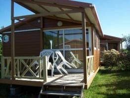 CYPRES . Chalet 2/4 pers. 20 m²