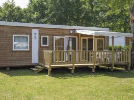 Mobil-home GOELETTE3 habitaciones - Rate for 6 adults and 2 children less than 12 years