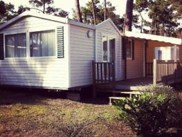 « Mobile-home ETOILE DE MER » 2 Bedrooms