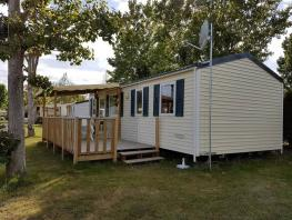 Mobile home Lodge Confort 3 bedrooms