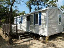 Mobile-home 3 bedrooms + terrace