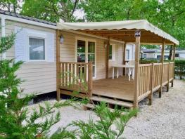 Mobilhome Confort+ 40m² (4 bedrooms)