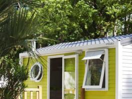 Les Cocoons - Mobil-home Confort + 1 chambre