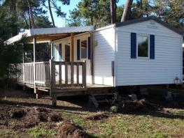 « Mobile-home BOUQUET  » 2 Bedrooms