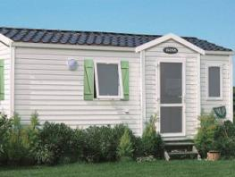 « Mobile-home CRABE » 2 Bedrooms