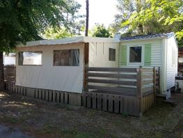 « Mobile-home SEICHE » 2 Bedrooms