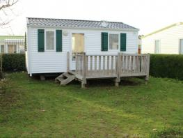 Mobil-home 4 places 22m²