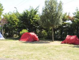 FORFEIT B TENT Standard (Close to facilities) 1 to 2 people + vehicle