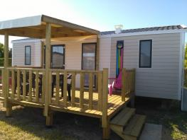 Mobile Home FAMILY Confort 30m² (2 bedrooms)