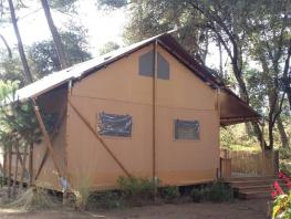 Safari Lodge 8 / 2016 / 2 Parents bedrooms / mezzanin