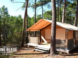 TENTE LODGE CONFORT 4/5 PERS 30 m2