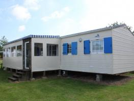 Mobil-home 48m² Confort 2 chambres