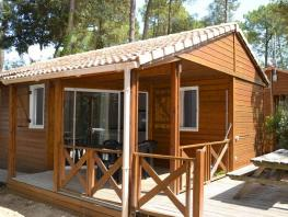 Chalet 33m² - 2 chambres