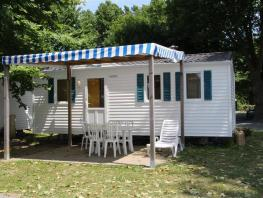 Mobile-home 28m² -  2 bedrooms