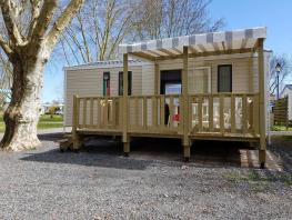 Mobile-home Confort  28m² -  2 bedrooms