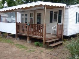 « Mobile-home TELLINE » 2 Bedrooms