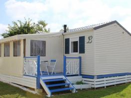 Mobil-home 30 m² Confort 2 chambres