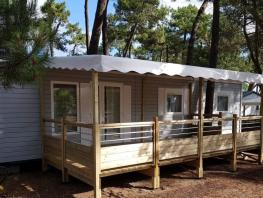 « Mobile home CETEAU » 3 bedrooms