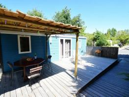 Cottage Life 2 chambres terrasse couverte 30.5 m²