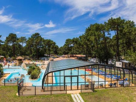 Camping Eden Villages Palmyre Loisirs